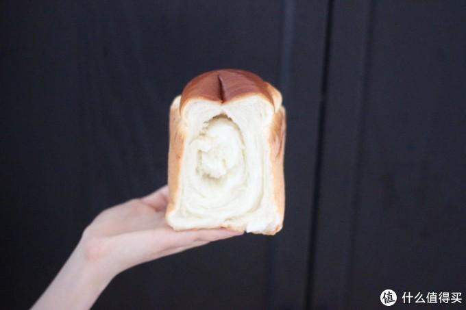 现在制作的面包