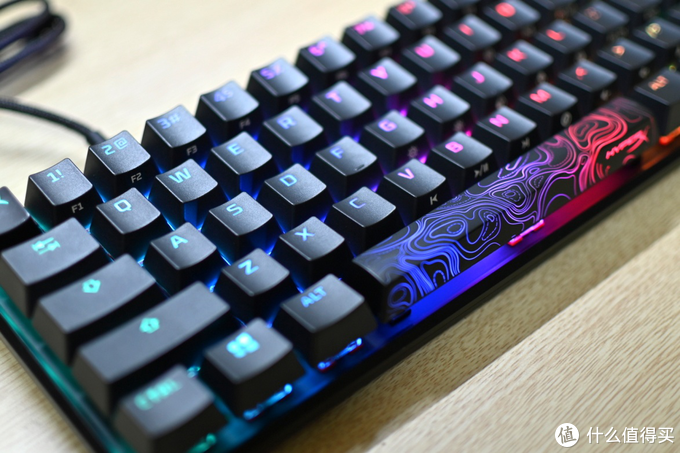好用的游戏机械键盘推荐什么?HyperX起源60键盘实力出圈