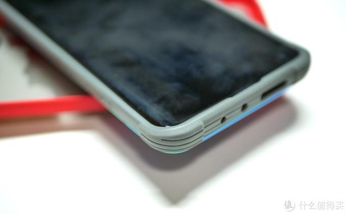 第一次尝试的高端手机壳——决色小米10极光高端防摔手机壳