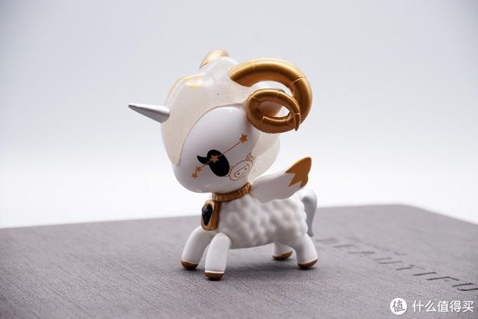 tokidoki独角兽十二星座系列:来自白羊座Aries的元气