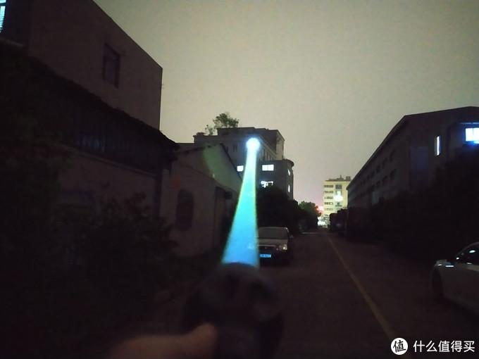 这是手电?是光之剑!杰特明RRT-M1X白激光手电体验