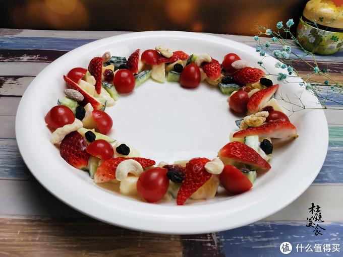 """每次家庭聚会必上的""""水果沙拉"""",解酒解油腻,压轴甜品上桌光盘"""