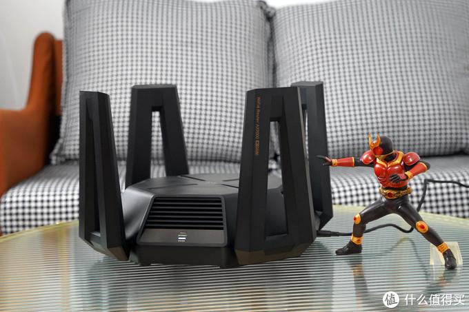小米路由器AX9000评测:1000元以内,没有对手你信吗?