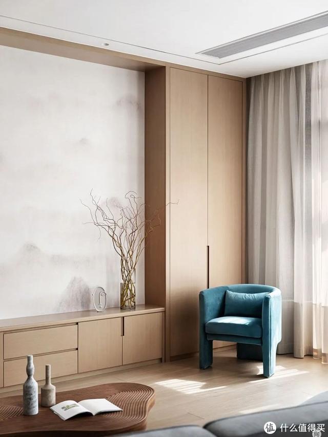 90万装的中式别墅,客厅慵懒清新,茶室古雅质朴,书房最有情怀