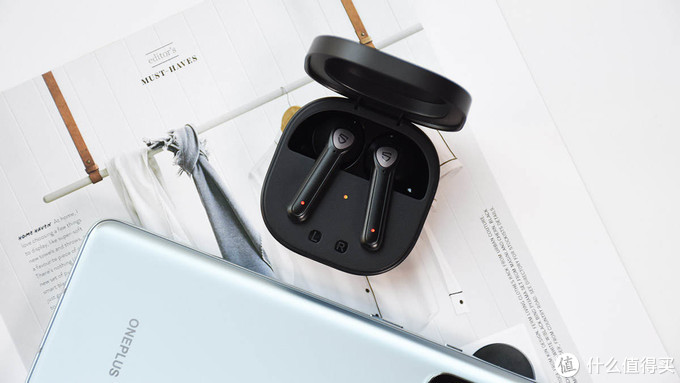 均衡音质 智能降噪 SoundPEATS TrueAir2+真无线蓝牙耳机