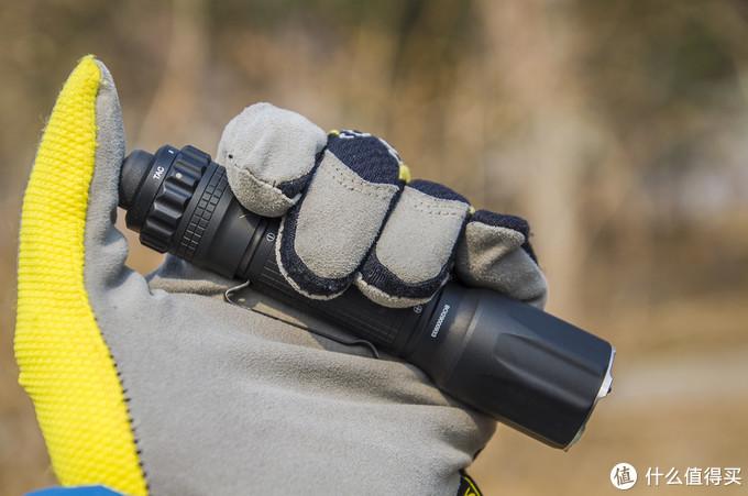 延续经典的战术照明:纳丽德TA15战术手电