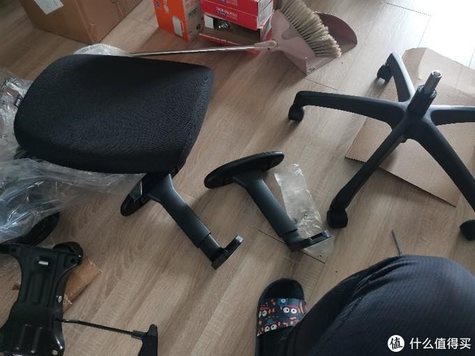 永艺沃克人体工学椅非专业评测(个人体验非软文)