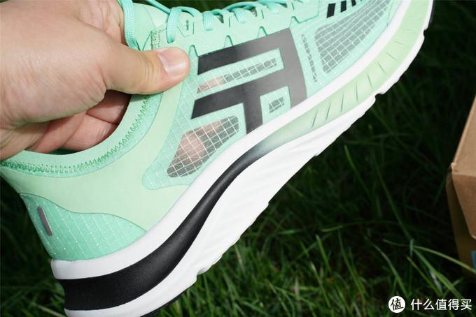 支持国货入手小米有品FREETIE轻云跑鞋,缓震跟阿迪耐克相比如何?