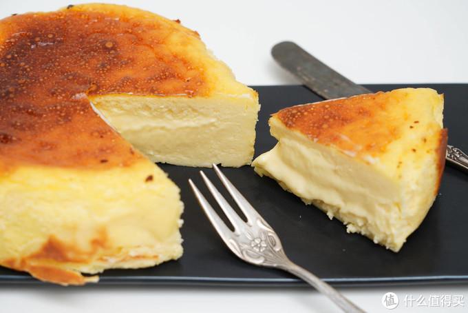好吃又快手,想吃立刻做!30分钟搞定人人爱吃的巴斯克蛋糕