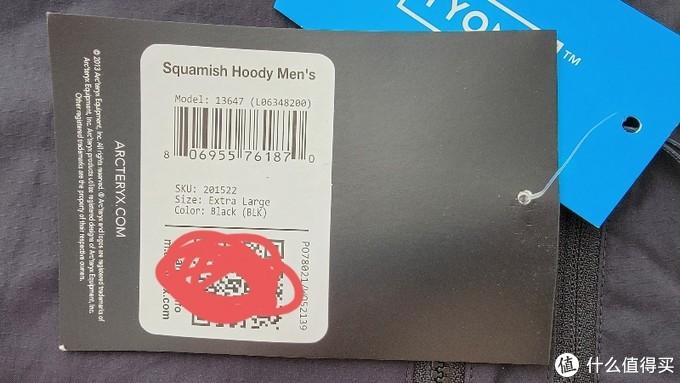 都说包治百病之最强皮肤衣 始祖鸟Squamish Hoody开箱