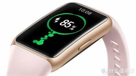 华为手环6发布:全面屏设计、两周续航、支持血氧监测