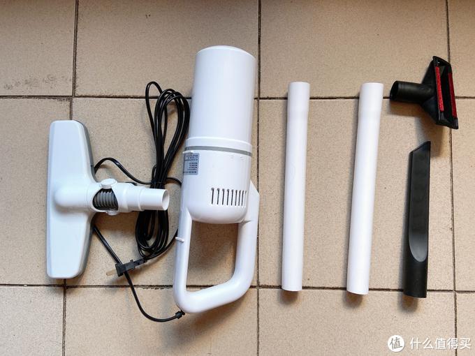 小户型性价比吸尘之选,苏宁小Biu手持吸尘器有线版开箱