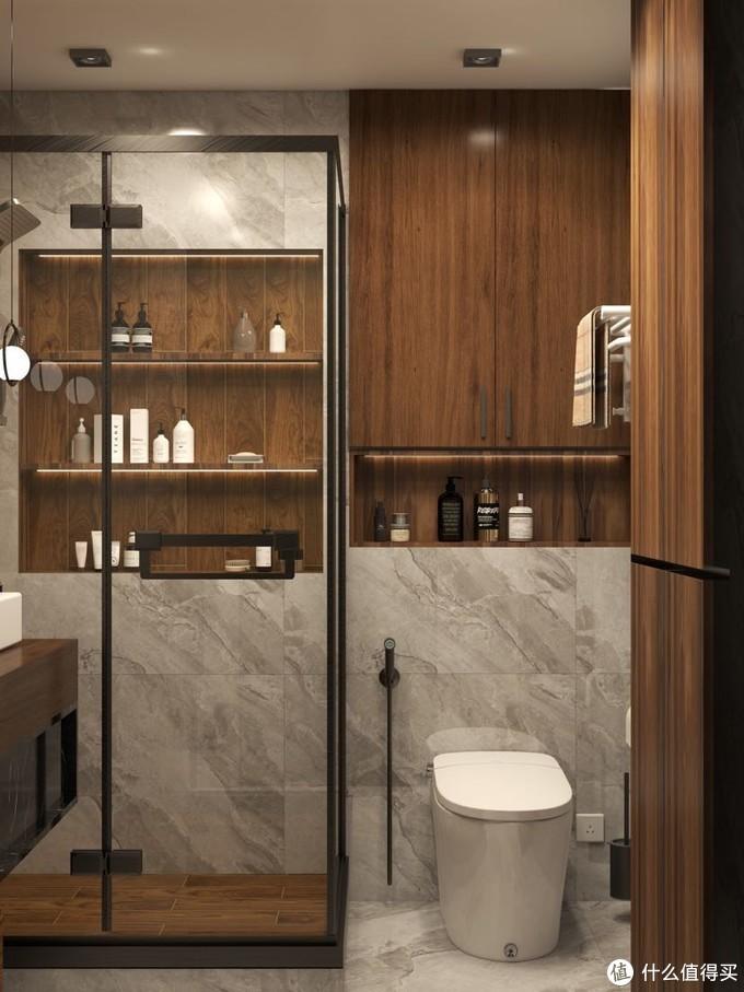 如何提升浴室高级感?做好小细节的惊喜!