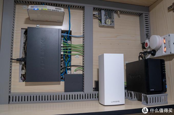 跃三层户型路由器+AC+AP组合切换到MESH科普及实战