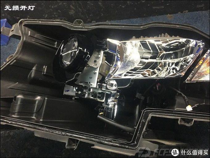 丰田改灯案例 丰田普拉多/霸道灯光升级