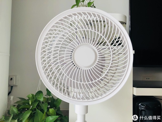 整屋空气循环的舒乐氏3D季风空气循环扇,四季皆宜