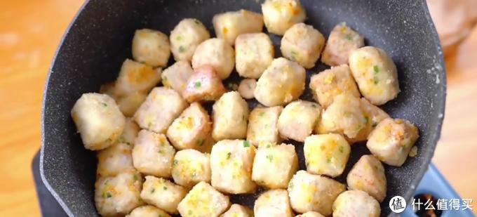 自制反沙芋头,咬一口粉粉的,真不愧是知名小吃