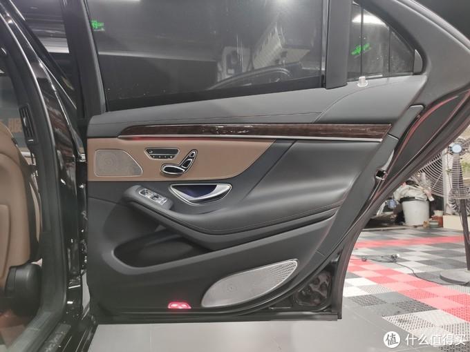 打造天籁之音,奔驰S级W222改大柏林音响系统