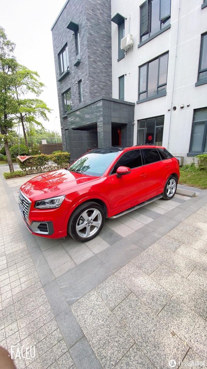 BBA最便宜的SUV-奥迪Q2L开了半年值不值?付好用车载用品清单