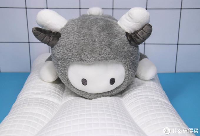 小软管,大能量,科技助眠就选8H可调节软管助眠枕spring