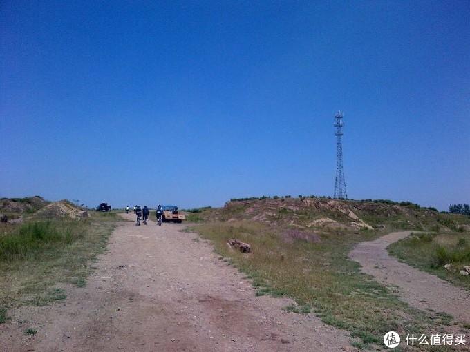 天高路远,当时也开始围起来准备搞地质公园了。不过还没开始建设。