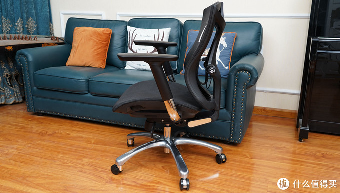 宅男也需要好椅子,给自己买的人体工学椅分享