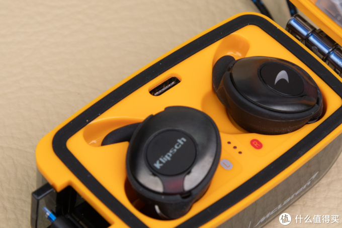 与迈凯伦最近的距离-Klipsch T5 II Sport 真无线耳机