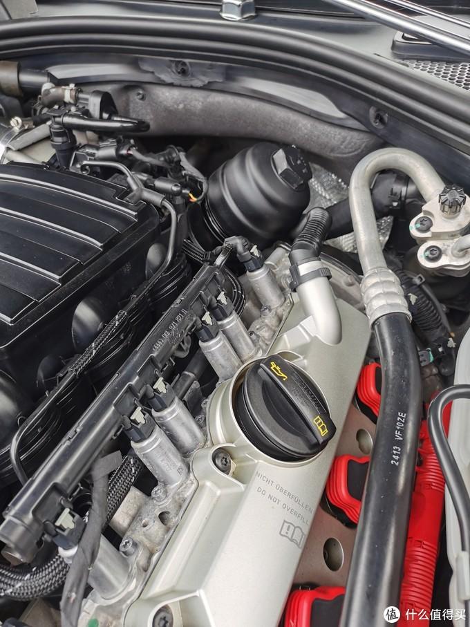 遮盖发动机的开放接口