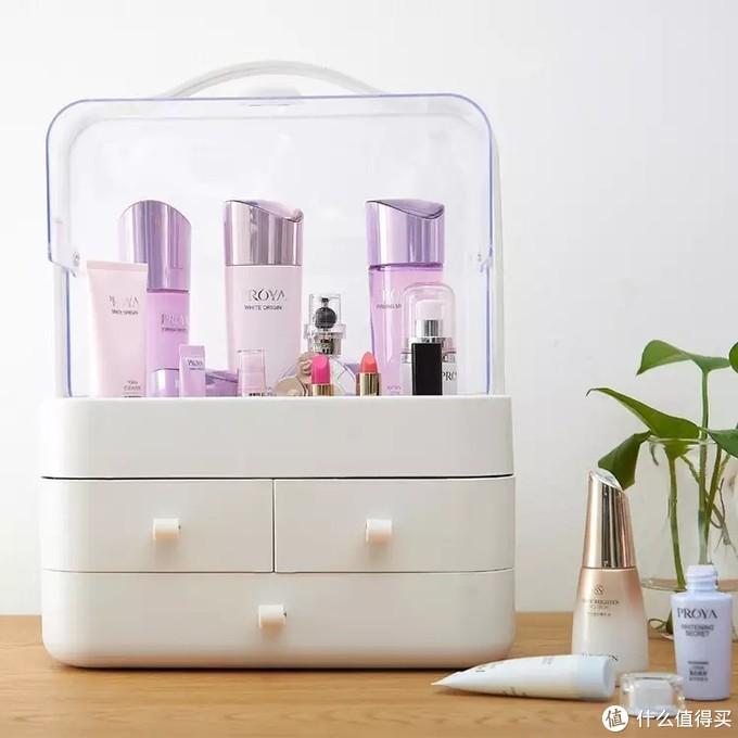 买化妆品的小心机,让你家梳妆台大一倍