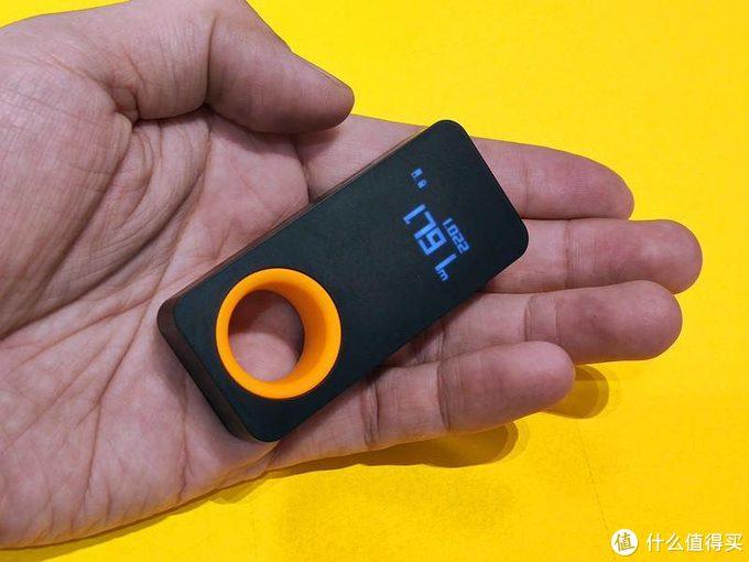 小巧外表硬核功能 小猴智能激光测距仪开箱体验