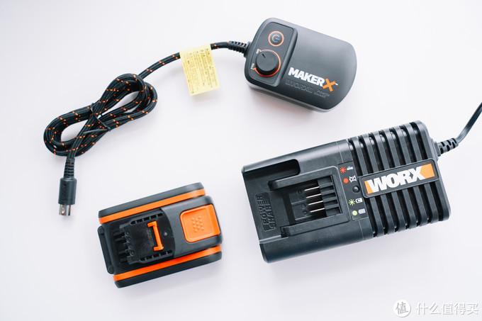 模块化的一站式解决方案:威克士MakerX多功能工具套装