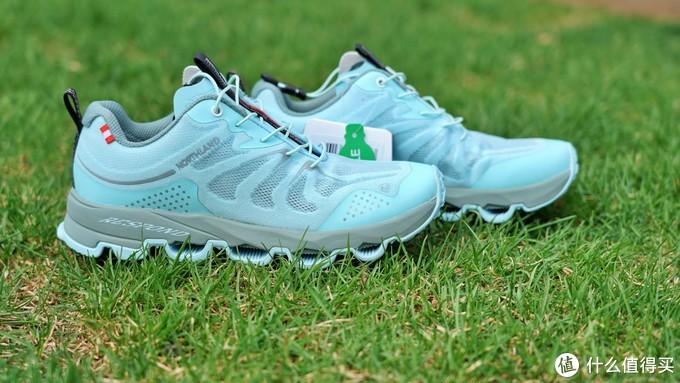 脚下生风轻盈高弹,夏天跑步可选诺诗兰SKY 1.0ECO轻量运动跑鞋