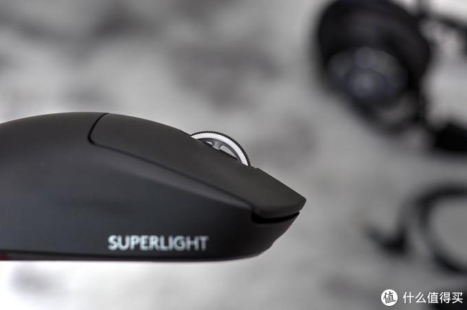 剑走轻灵GPW二代,罗技 G PRO X SUPERLIGHT 超轻游戏鼠标