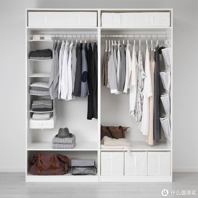 衣柜塞爆难整理?网友盛赞的宜家神物,太实用了