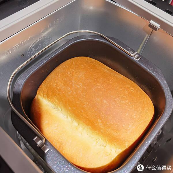 美的面包机评测,教你做酥脆香软的面包!