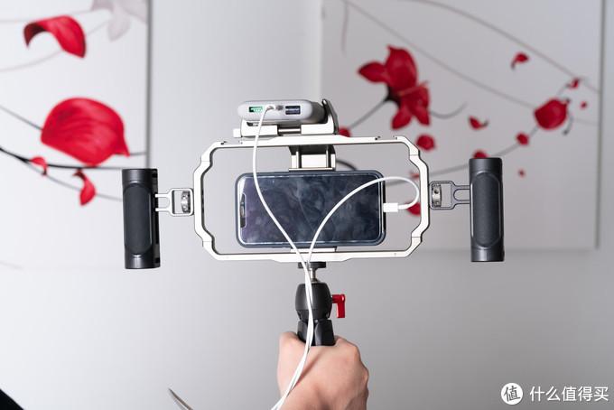 手机拍视频利器-斯莫格手机兔笼测评