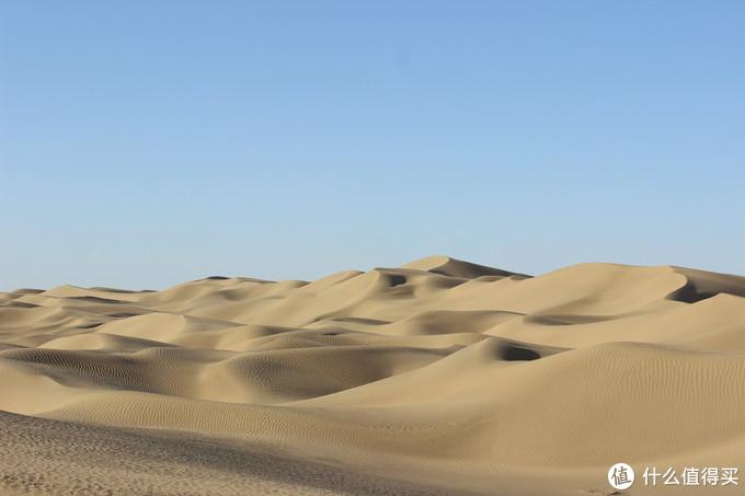 二货青年大环疆 篇十二:塔克拉玛干沙漠的迷人星空和惊鸿一瞥的轮台胡杨林