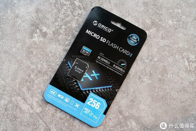 速度不错品质好的TF卡都很贵?ORICO这款就不是