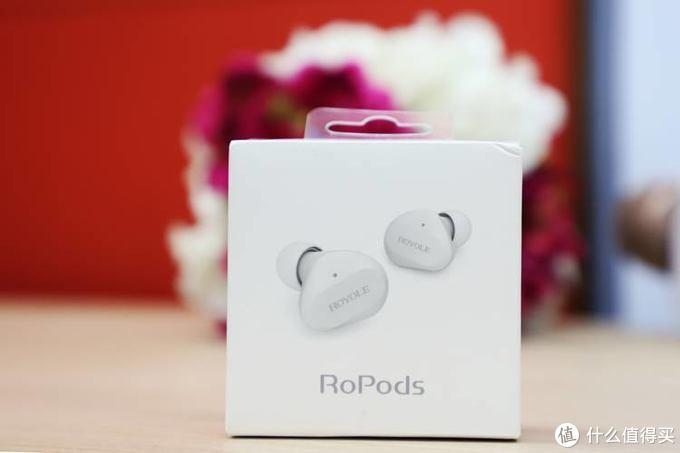 轻巧便携声音清脆 柔宇RoPdos真无线蓝牙耳机上手体验