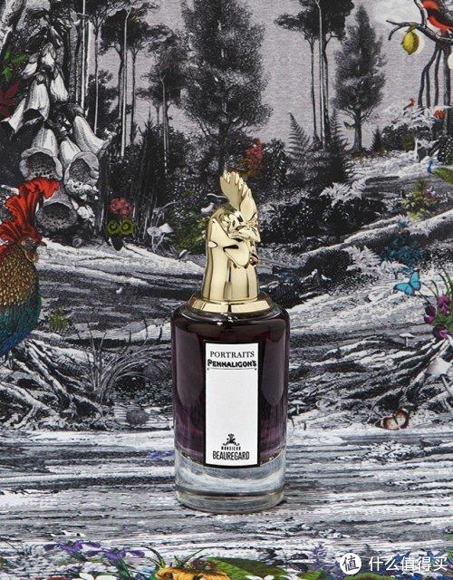 潘海利根 尊贵的博瑞德先生(鸡)十分绅士的一款男士兽首香水
