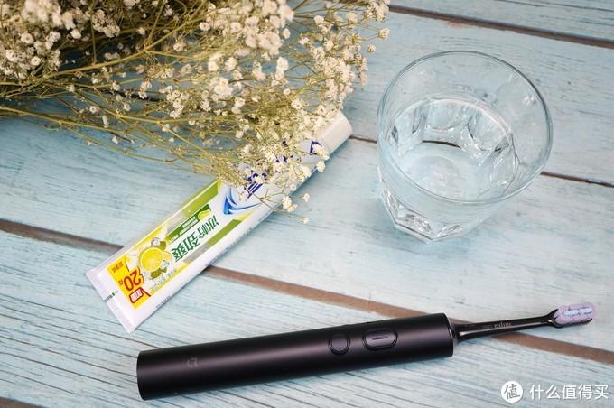 高性能更智能,米家T700电动牙刷初体验