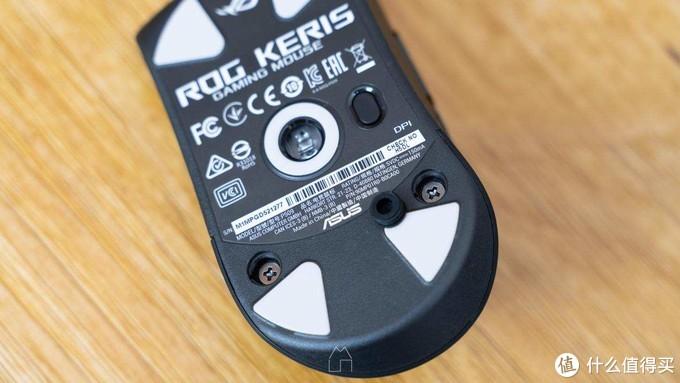 一个鼠标N条命,轻量游戏鼠标ROG月刃上手