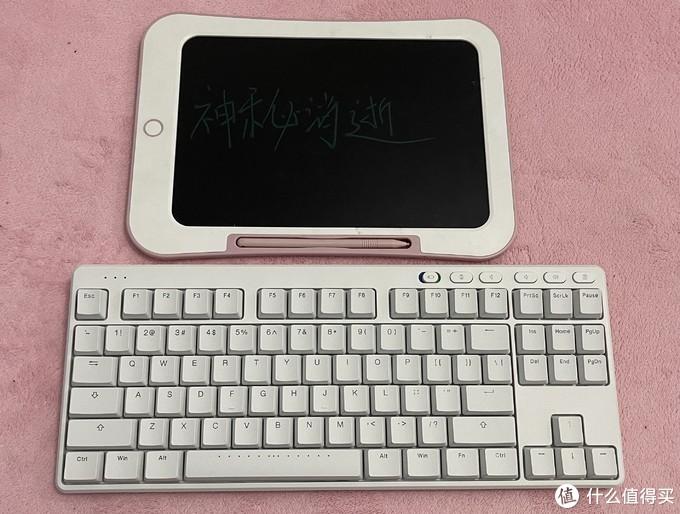 便携办公/游戏两相宜-ikbc S2002.4G+蓝牙双模无线机械键盘使用评测