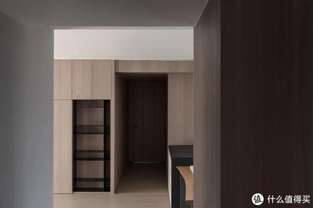 广州夫妇163㎡的大宅,坚持全屋打满柜子,效果不是一般的大气实用