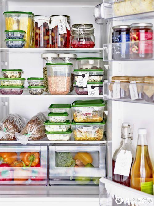 到点了,该整理冰箱啦!