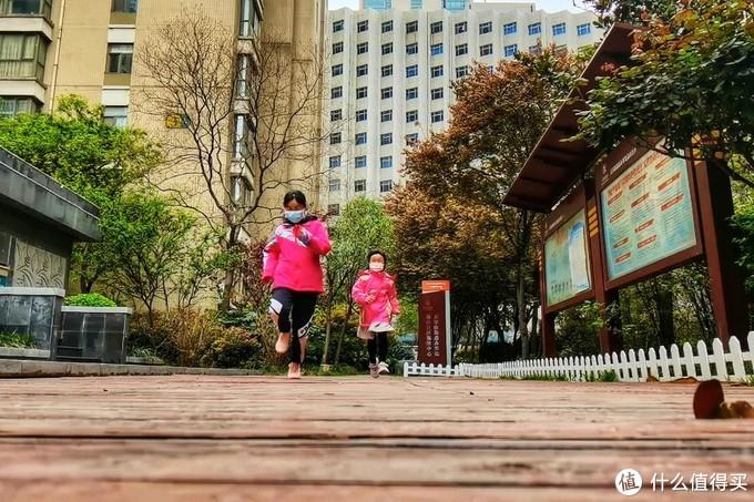 咕咚5K,适合孩子们运动起来的跑鞋