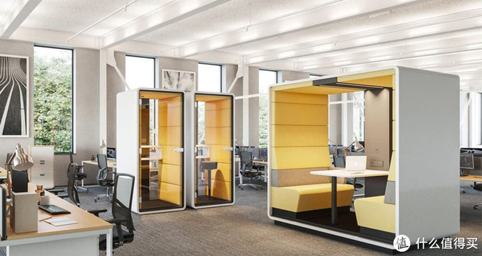 多层办公楼办公室设计要注重整体性