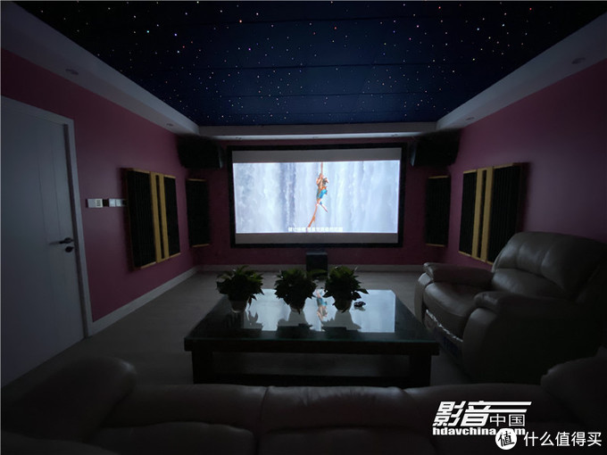 重庆美利花都私人影院