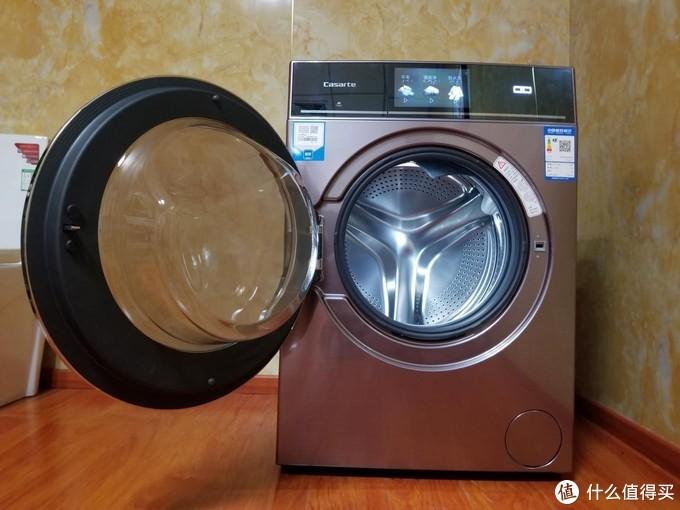 专业实测:卡萨帝全新纤诺系列洗衣机