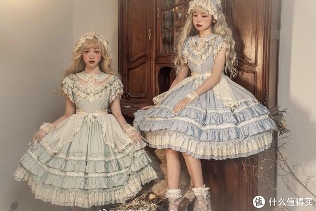 lolita 4月上新日历第一期 这些适合春夏穿着的裙子,你一定不能错过